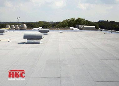 commercial roofing contractor cincinnati bitumen