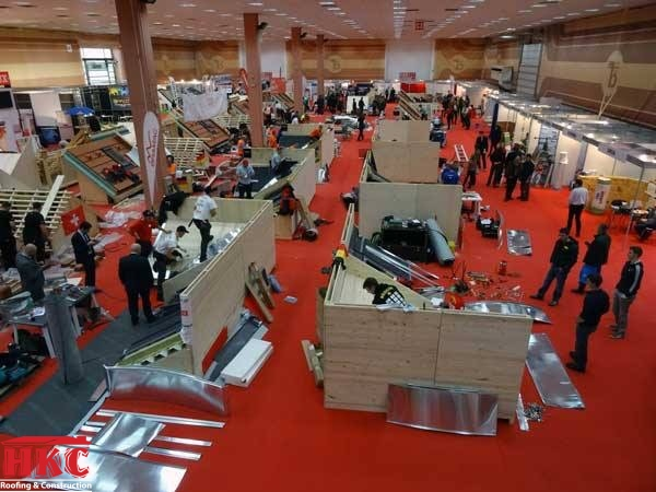 Hkc Roofing Attends The 62nd International Federation Of