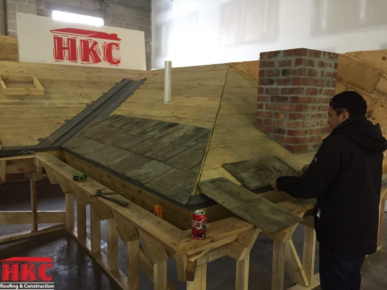 Hkc Roofing Builds Roof Training Facility Hkc