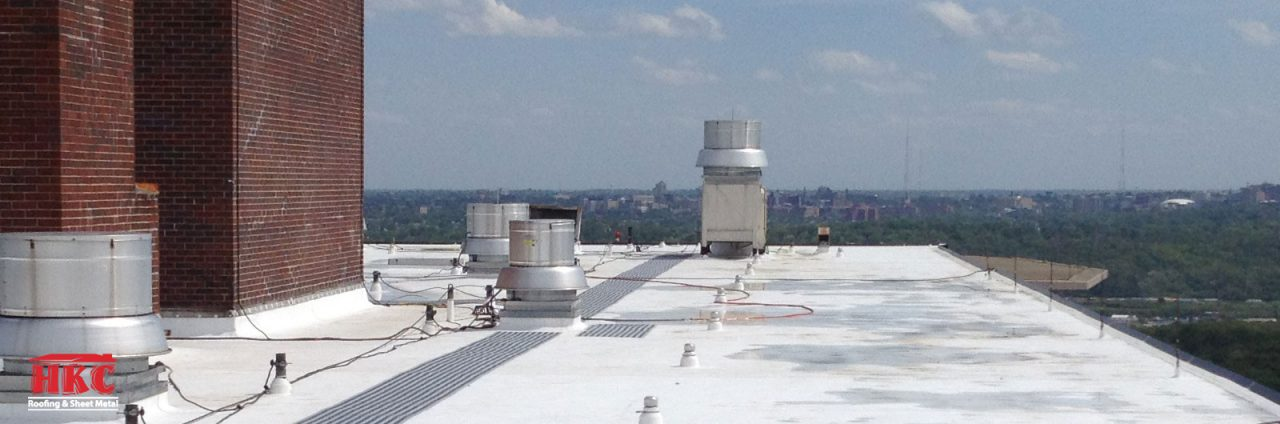 commercial roofing cincinnati