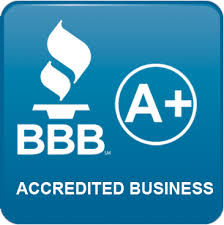 Better Business Bureau Accredited - A+ Rating
