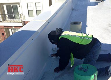 cincinnati commerial roofing maintenance