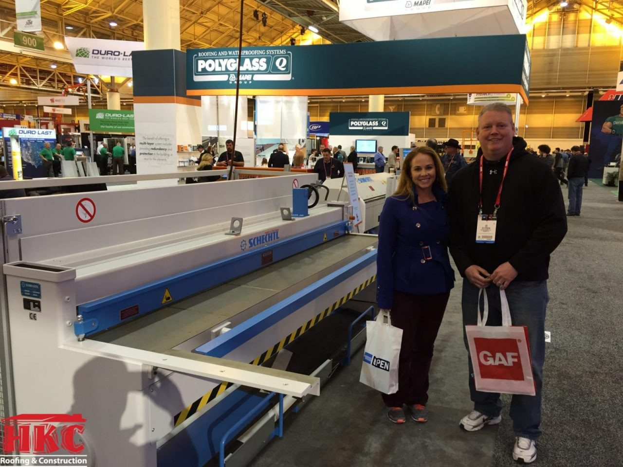 Hkc Roofing Attends 2015 Ire Hkc