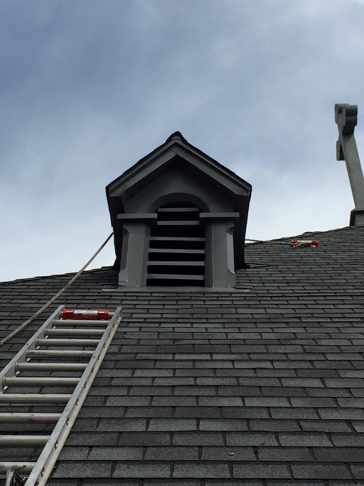 Church Box Gutter And Cornice Restoration Hkc