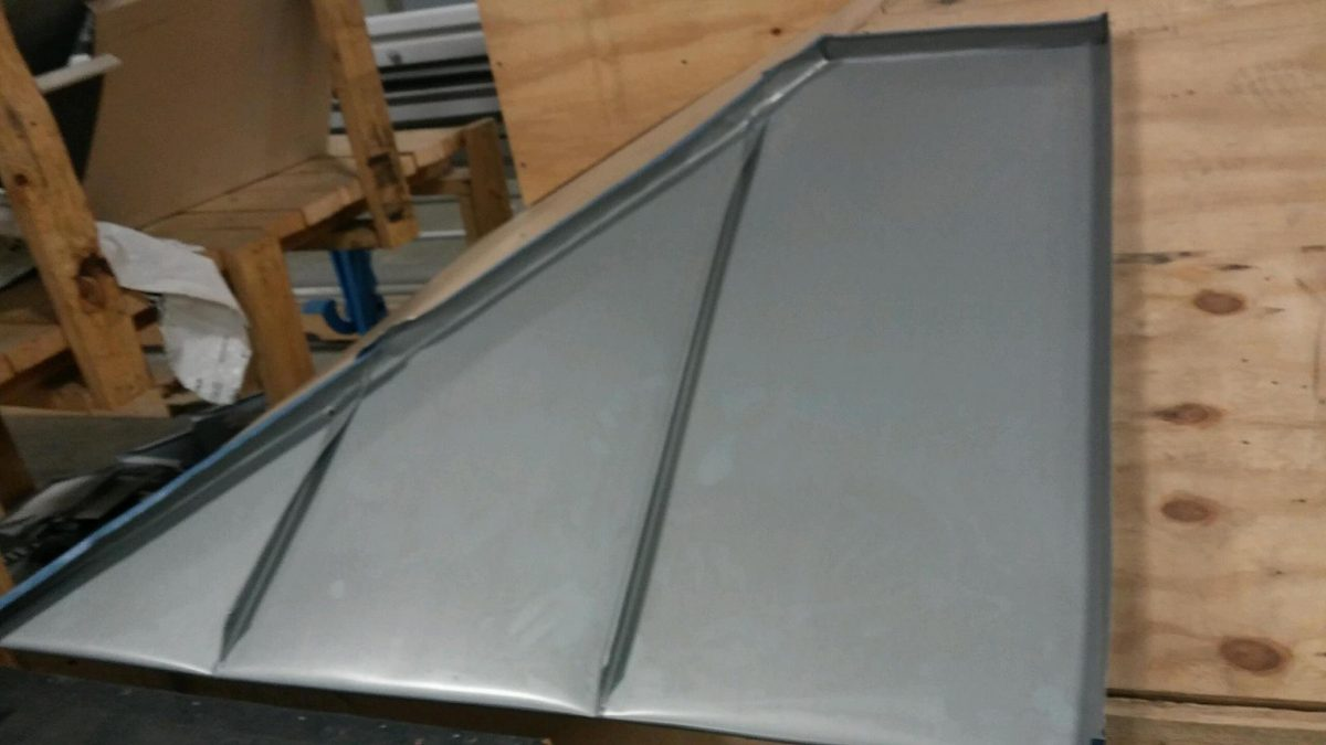 Sheet Metal Roofing Training Course Hkc