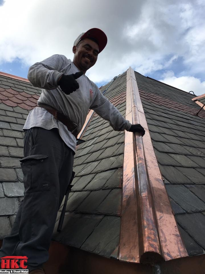 Hkc Roofing Is 1 Of All Cincinnati Roofers Accurate