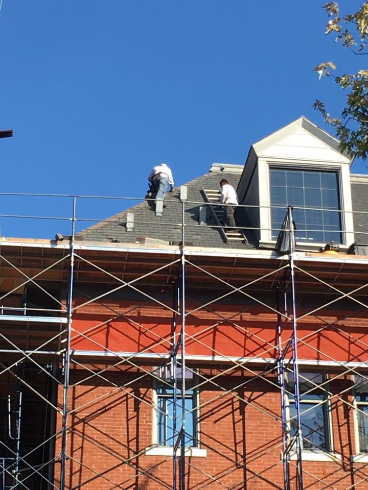Hkc Roofing Copper Gutters In Cincinnati Amp Northern Ky