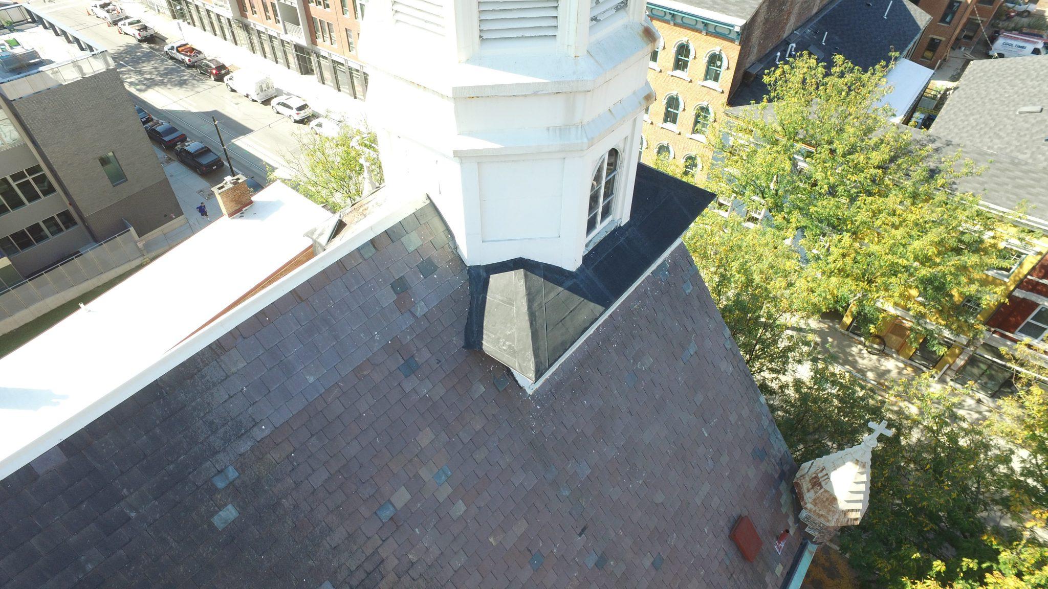 Church Steeple Restoration Hkc